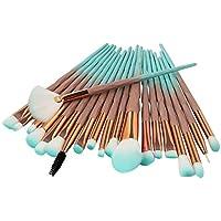 20-Pieces Ridkodg Makeup Professional Brushes Set
