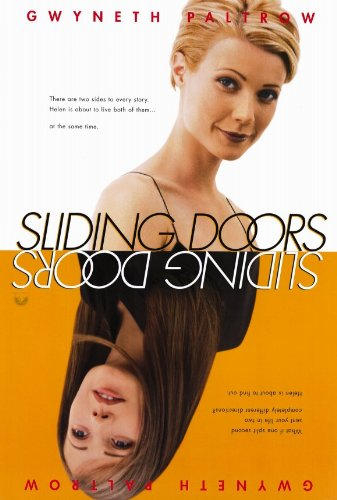 sliding doors movie poster