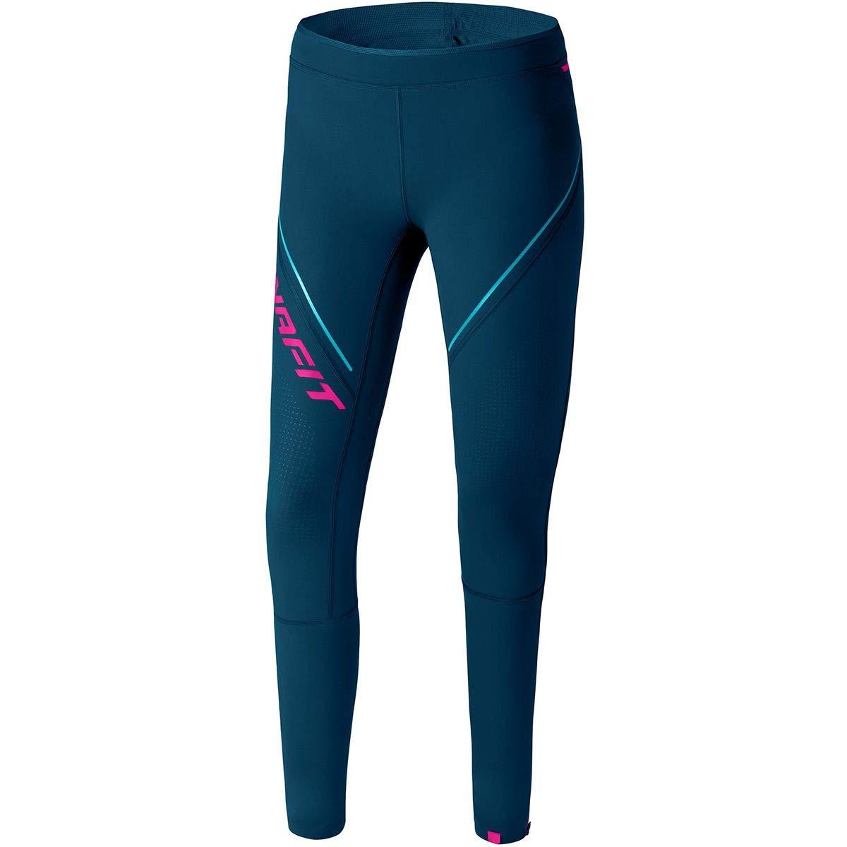 DYNAFIT Winter Running Tight Damen Poseidon 2019 Laufsport Hose
