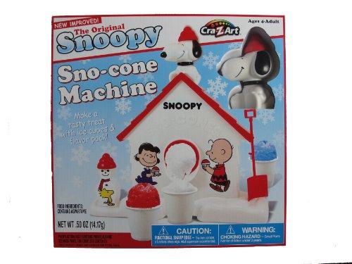 The Original Snoopy Sno-cone Machine