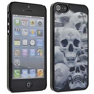 3D White Skeleton Hard Case for iPhone 5/5S