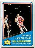 1978/79 Topps Billy Cunningham All-Star Card #167 Philadelphia 76ers