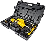 JEGS 81532 Hydraulic Porta-Power Ram Jack Kit 4-Ton