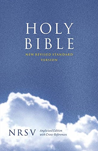 Holy Bible: New Revised Standard Version (NRSV) Anglicised Cross-Reference Edition pdf