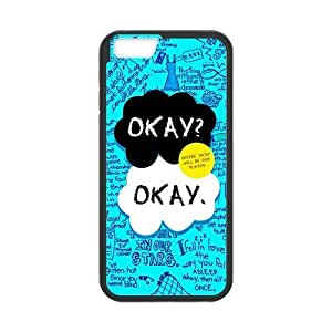 Generic The Fault in Our Stars Hard-Shell Cell Phone Cover Case for iPhone 6 - Non-Retail Packaging - Multi