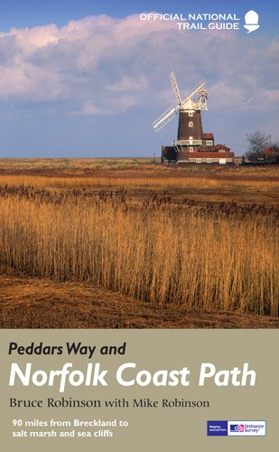 Peddar's Way and Norfolk Coast Path (National Trail Guides)