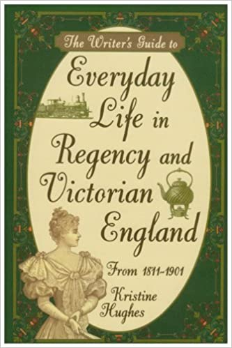 Regency vs. Victorian literature and how to write (and research) a historical novel?