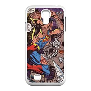 Samsung Galaxy S4 9500 Cell Phone Case White Marvel comic 016 HIV6755169547845