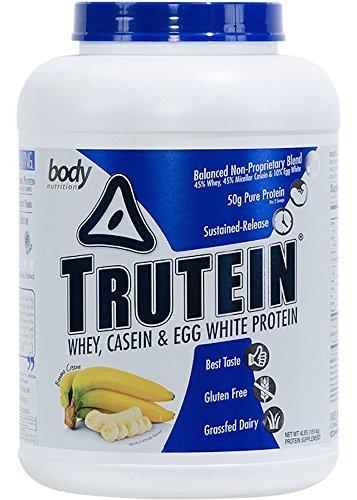 Body Nutrition Trutein Banana Cream 4 Lbs