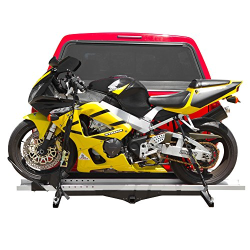 Black Widow SMC-600R Hitch Mounted Motorcycle Carrier