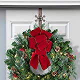 Adjustable Length Wreath Hanger with