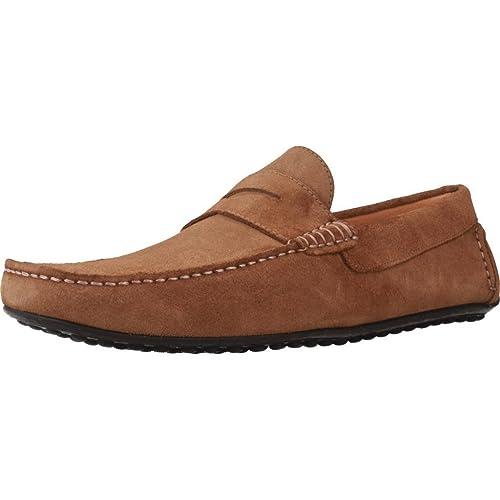 Mocasines para Hombre, Color marrón, Marca SITGETANA, Modelo Mocasines para Hombre SITGETANA Kiowa Marrón: Amazon.es: Zapatos y complementos