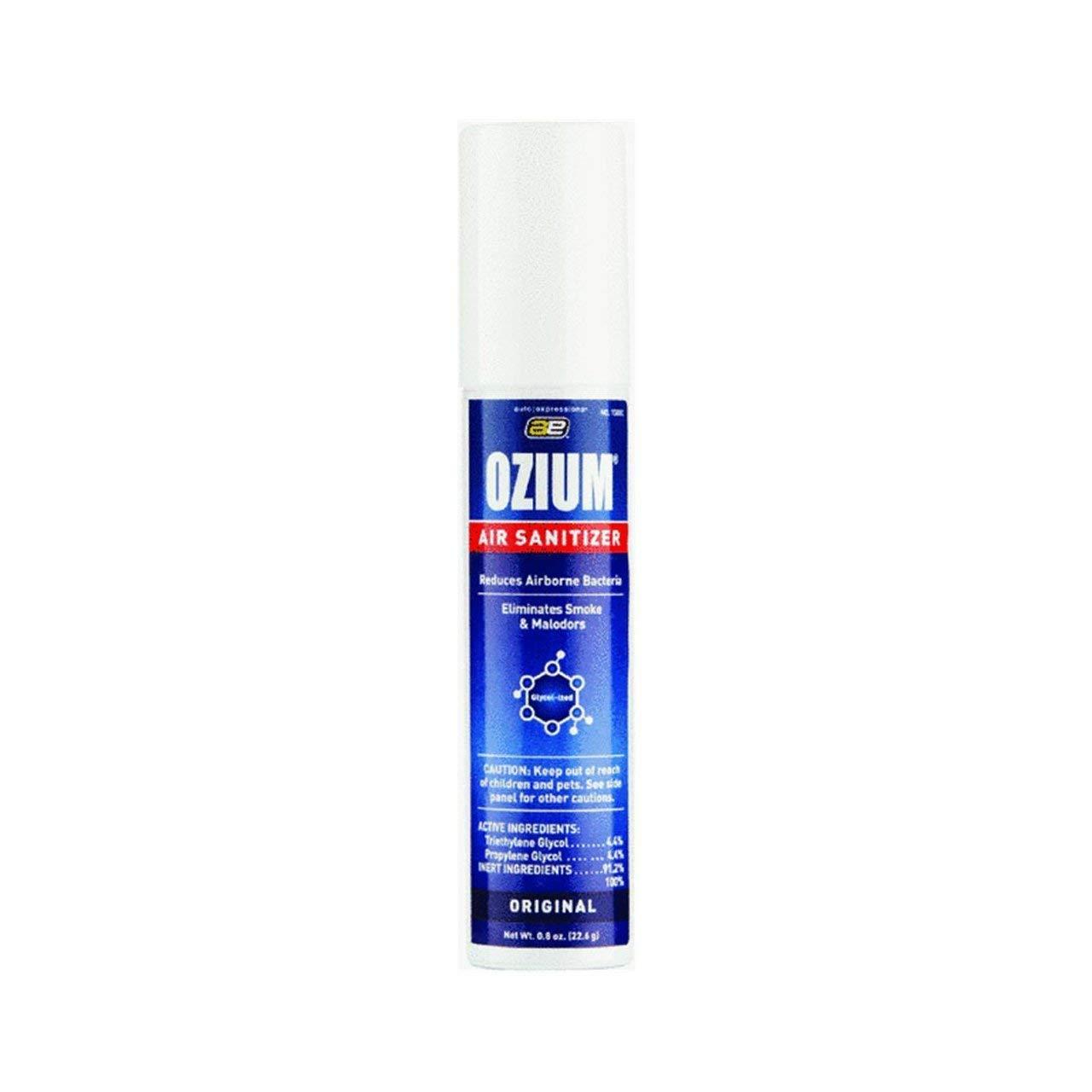 Medo Ozium Glycol-Ized Professional Air Sanitizer/Freshener Original Scent, 0.8 oz. aerosol (OZ-1), 6 Pack by Medo (Image #5)