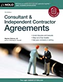 Consultant and Independent Contractor Agreements, Stephen Fishman J.D., 1413316220
