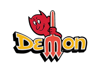 Amazon com: Demon 1972 Dodge 3 Names (Reflective) Decals Kit
