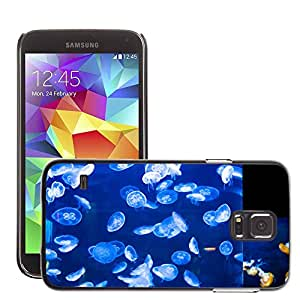 Hot Style Cell Phone PC Hard Case Cover // M00046566 jellyfish california animals united // Samsung Galaxy S5 i9600