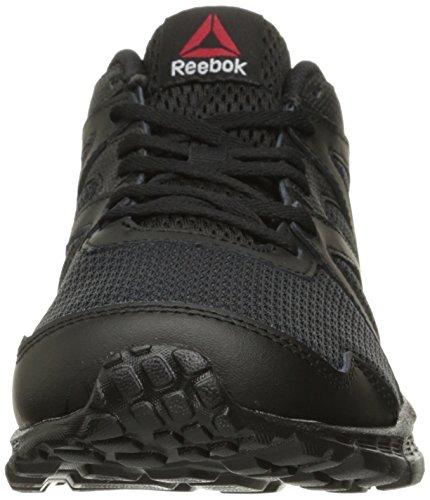 Reebok Mens Run Supreme 2.0 Mt Scarpa Da Corsa Nero / Carbone / Bianco