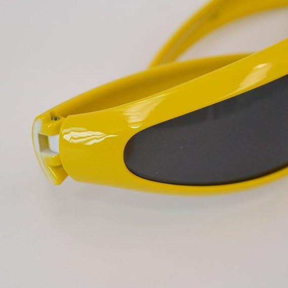 Sunglasses - Occhiali da sole fascianti, stile robot, per escursioni, arrampicate, guida, surf e vacanza