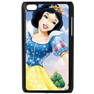 Snow White Ipod Touch 4 Black Phone Case Cover LSK2182