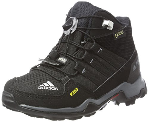 Mixte negbas Hautes 000 Terrex Mid Noir Chaussures K De grivis Adidas Gtx Adulte Randonne negbas q0P6q8