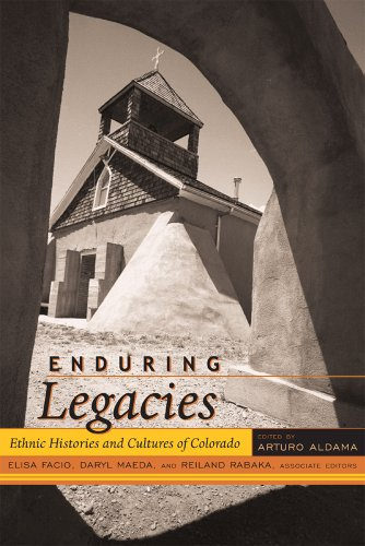 Enduring Legacies: Ethnic Histories and Cultures of Colorado (Timberline Books)