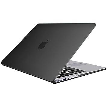 best service 2be76 59b17 Macbook air 13 inch case, Pasonomi Rubberized Hard Case for Apple MacBook  Air 13.3