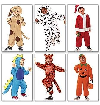 Butterick patrones de costura para ropa de niños 6695 - cualquier fiesta de disfraces para mujer: Amazon.es: Hogar