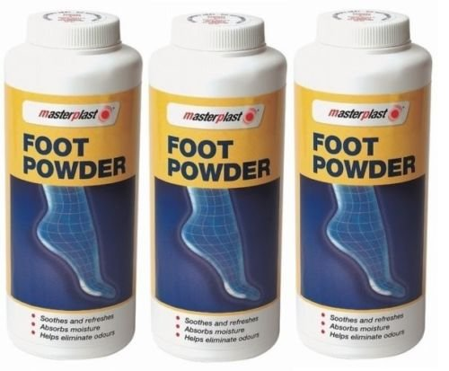 3 x Foot Feet Powder Refresh Sooth Absorbs Moisture Helps Eliminate Odours Smell E trade