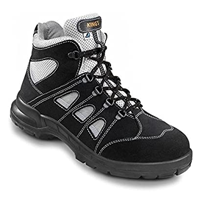 KINGS 52769 Zapato De Seguridad Sicherheitsschuhe Trabajo Botas Botas Altas S1P - 36