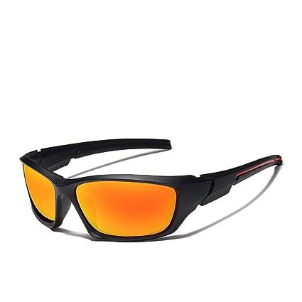 QZHE Gafas de sol Gafas De Sol para Hombres Gafas ...