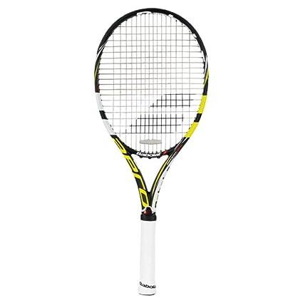 f7ac6aab11466 Amazon.com : Babolat 2013-2015 Aeropro Drive GT Tennis Racquet (4-5 ...