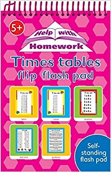 Flip Flash Pads: Times Tables 5+ by Autumn Publishing (Illustrated, 1 Jan 2009)