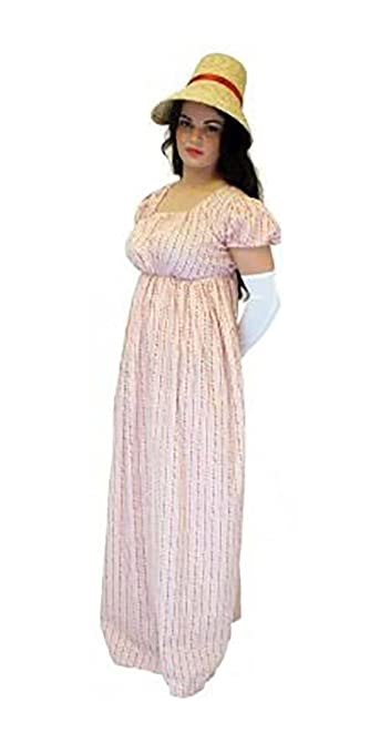 Masquerade Ball Clothing: Masks, Gowns, Tuxedos CL COSTUMES Regency Dress 2 - All Ladies Sizes $116.99 AT vintagedancer.com