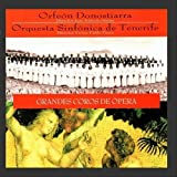 Mozart: La Flauta M?ica, Weber: El Cazador Furtivo - Grandes Coros de ?era by Orfe? Donostiarra, Jose Antonio Sainz, Orquesta Sinf?ica de Tenerife, Victor P (2009-04-10?
