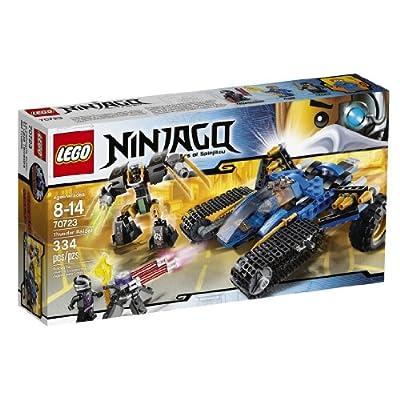 LEGO® Ninjago, Thunder Raider - Item #70723