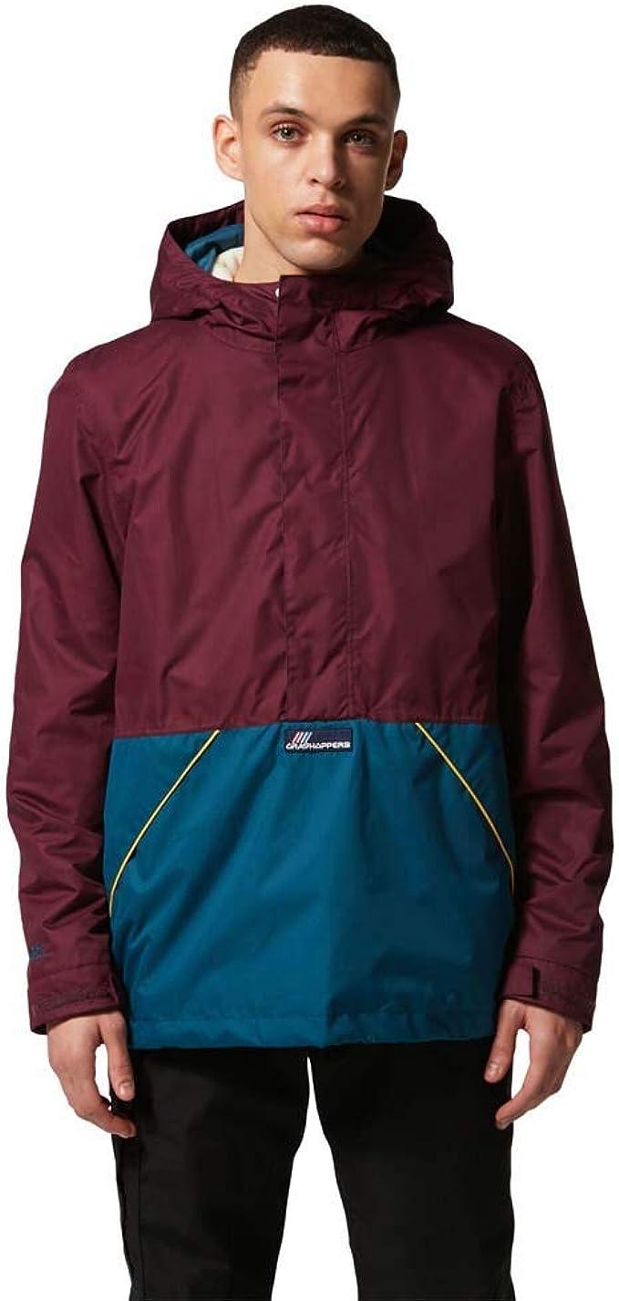 Dark Grape All Sizes Craghoppers Archive Wilton Mens Jacket Coat