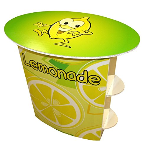 Kids Lemonade Stand - FunDeco Lemonade Stand