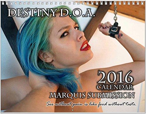 Marquis Studio (Wall Calendar - Destiny DOA - Marquis Submission)