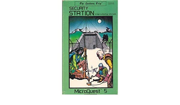 Security Station (TFT/The Fantasy Trip: MicroQuest 5): John ...