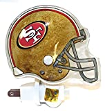 San Francisco 49ers Helmet Night Light