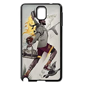 Samsung galaxy note 3 N9000 LeBron James Phone Back Case Personalized Art Print Design Hard Shell Protection FG0080225