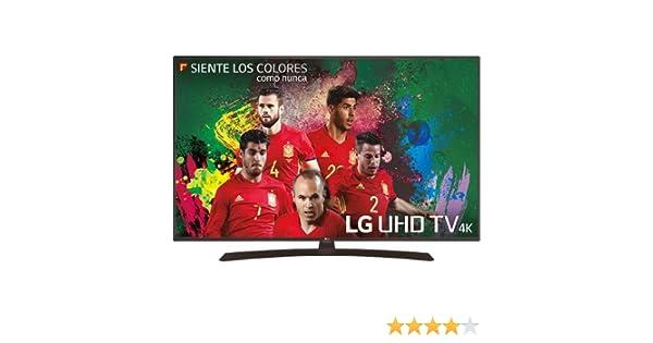 SAMSUNG - LED UHD Smart TV UE50MU6105KXXC: Samsung: Amazon.es ...
