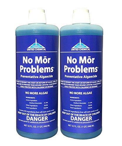 (2 PACK - United Chemical No Mor Problems 1qt NMP-C12)
