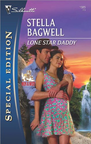 Daddy Star - Lone Star Daddy (Men of the West Book 17)