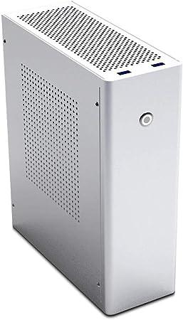 Juego Caso de aleación de aluminio caja de la PC ATX ITX ordenador HTPC de casos