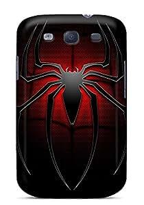 Hot WzViXel52RuDZT Spiderman Logo Tpu Case Cover Compatible With Galaxy S3
