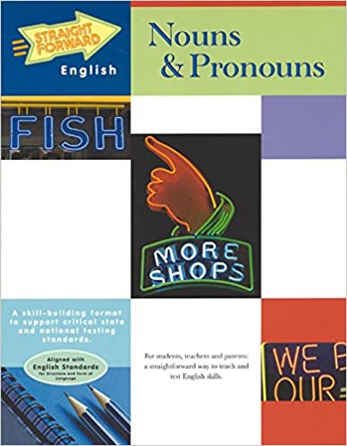 Amazon.com: Nouns & Pronouns (Straight Forward English Series ...