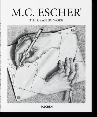 M.C. Escher: The Graphic Work (Basic Art Series 2.0)