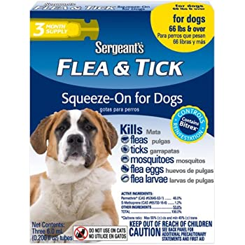 Best Tick Repellent For  Lb Dog