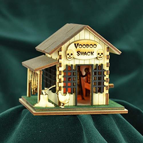 Ginger Cottages - Dr. Roscoe's Voodoo Shack GB108]()